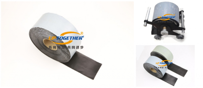 Polyethylene Cold Applied Tape , CBT - Y Corrosion Protection Tape PE