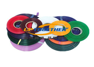 Durable PVC Heat Shrink Tubing Insulation Sleeving Type Various Color