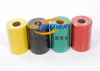 China Halogen Free Colorful Thin Wall Heat Shrink Tubing 125 ℃ Fully Shrink supplier