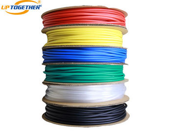 China ZRDRS Heat Shrink Plastic Tubing , Flame Resistance Colored Shrink Tubing supplier