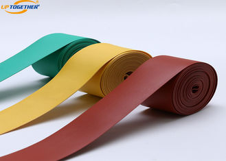 China PE Medium Voltage Heat Shrink Tubing , High Strength Flexible Insulated Tubing supplier
