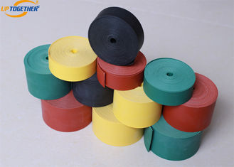 China Anti Pollution High Voltage Heat Shrink Tubing 12MPa Tensile Strength FJRD supplier