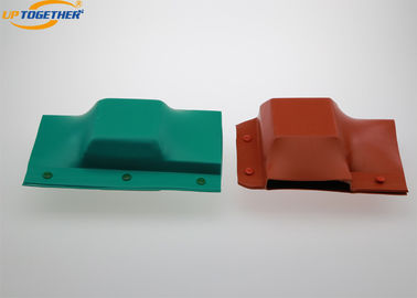 China Red / Yellow / Green Busbar Heat Shrink Tubing MPH T / L / I Type Busbar Box supplier