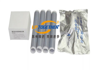 China Straight Cold Shrinkable Termination Kits Silicon Rubber Grey Color JLS supplier