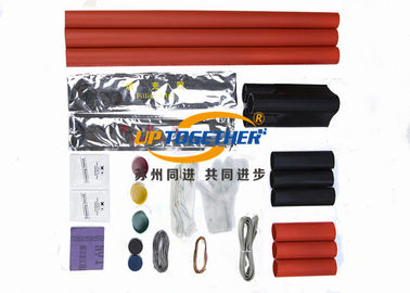 China PE Heat Shrink Cable Accessories , High Voltage Cable Jointing Kits supplier