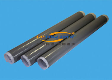 China Durable Silicone Shrink Tubing , Oil Refinery Use Black Shrink Tube supplier
