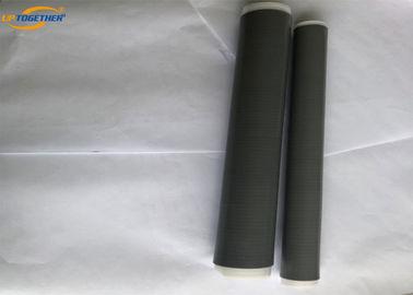 China Pure Black High Voltage Shrink Tubing Cold Shrinking Type ID 20 - 125MM supplier