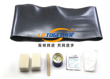 China Tubular 3PE Heat Shrinkable Sleeve WSS60 Series Φ219 * 500MM Black Color supplier