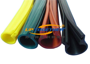 China SR OLS Electric Line Cover , Non Flame Overhead Power Line Covers Φ12 - 39 . 8MM supplier