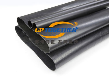 China Black Medium Wall Heat Shrink Tubing EVA Adhesive 0 . 5% Water absorption Ratio supplier