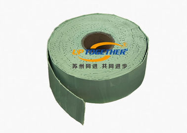 China Visco Elastic Seam Sealing Tape , Green Color Anti Corrosion Tape NTD Series supplier