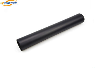 China Medium Wall Polyolefin Heat Shrink Tubing , Low Voltage Black Heat Shrink Tubing supplier