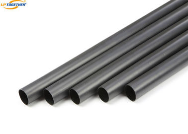 Low Voltage Polyolefin Heat Shrink Tubing , Heavy Wall Shrink Tubing PE Material