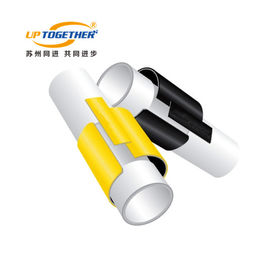 China PE Plastic Heat Shrinkable Sleeve 50 - 1000MM Width 50℃ Operating WSS80 supplier