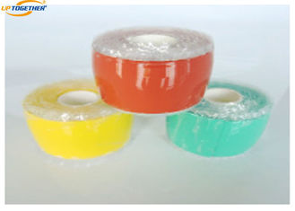 China Flame Retardant Overhead Line Cover , Silicone Rubber Self Adhesive Tape SRST supplier