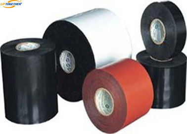 China CBT - FW - T Anti Corrosion Tape Polyethylene Material Black / Red Color supplier