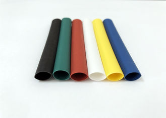 1kV Colored Thin Wall Heat Shrink Tubing Distinguish Use Length Of Customers