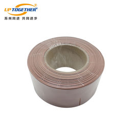 PE Brown Thin Wall Heat Shrink Tubing For Conductor Insulation