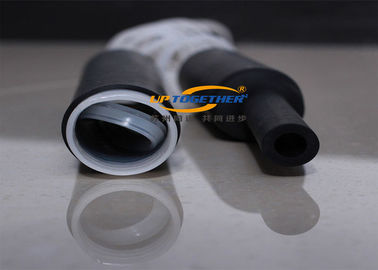 Black / Grey Cold Shrink Tube Insulation Sleeving Type Bacteria Resistance