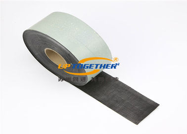 Polypropylene Fiber Woven Cold Applied Tape For Pipeline CBT - B PP Rubber